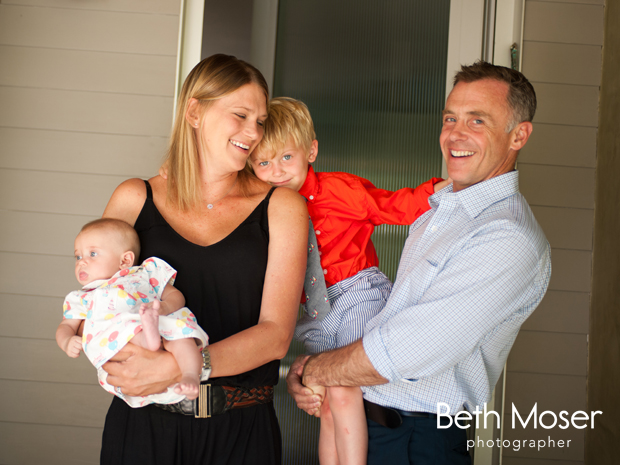 David Eigenberg family